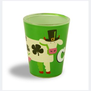COWS Irish Cream Shooter Glass