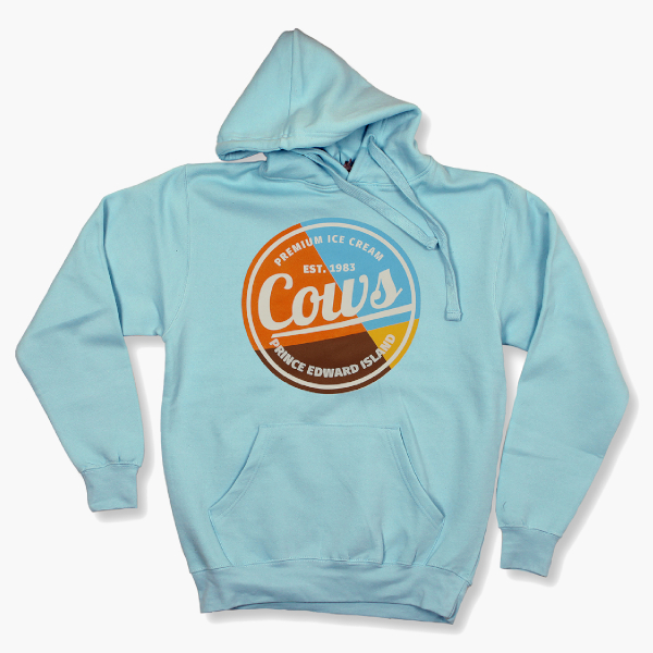 COWS Cirlce Logo Hoodie Featured Image