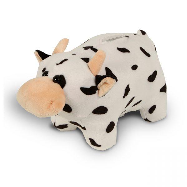 COWs Plush Piggy Bank