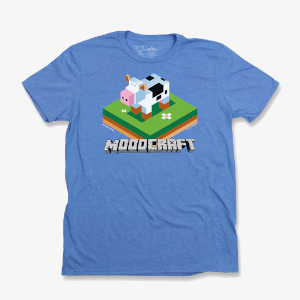 COWS Moocraft Youth T - Featured Image