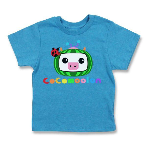 Cocomoolon Kids T - Sapphire