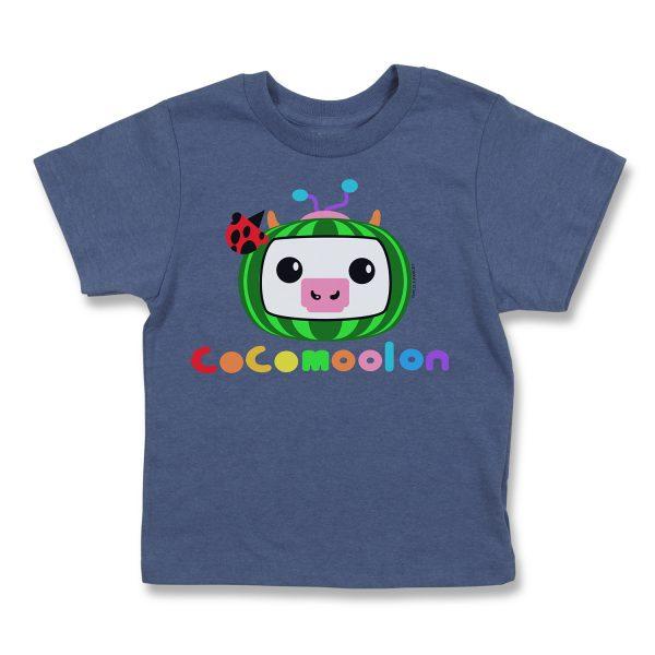 Cocomoolon Kids T - Navy