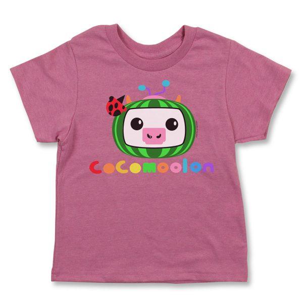 Cocomoolon Kids T - Pink
