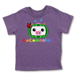 Cocomoolon Kids T - Purple
