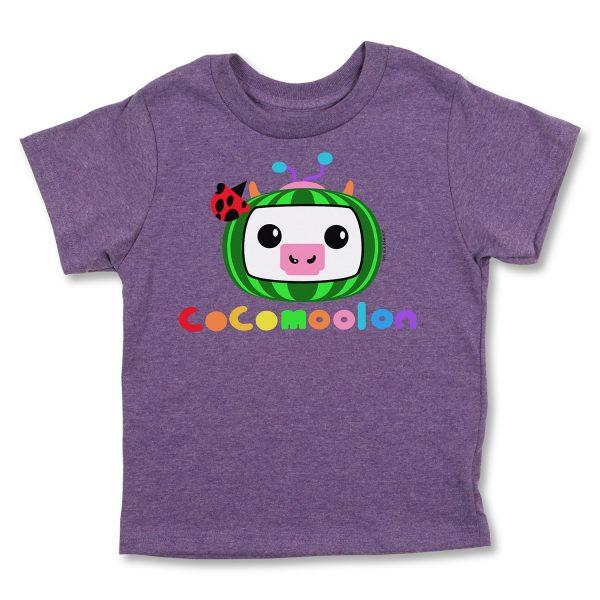 Cocomoolon Kids T - Purple