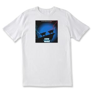 RISE OF FIELDWALKER ADULT T - WHITE