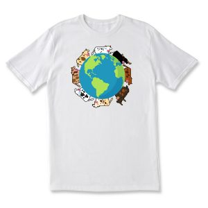 COWS Classics Earth Day White