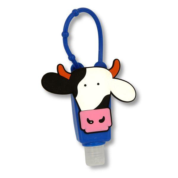 Cow Hand Sanitizer Holder