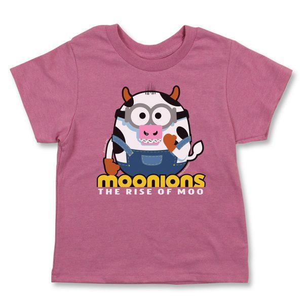 MOONIONS KIDS T - PINK