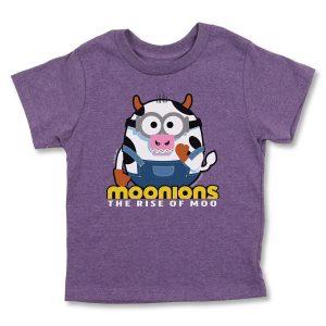 MOONIONS KIDS T - PURPLE