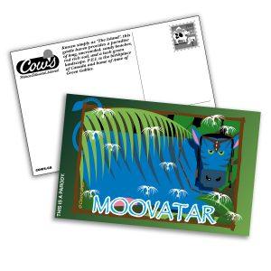 Moovatar Postcard