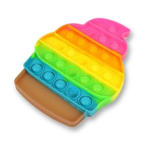 Ice Cream Bubble-Pop Toy