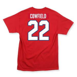 COWFIELD ADULT T - RED