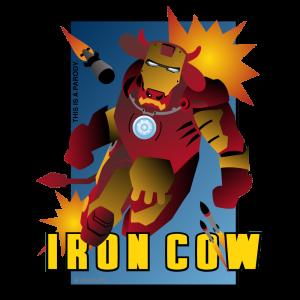 Iron COW Classic T
