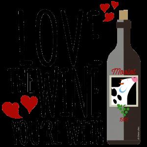 LOVE WINE CLASSIC T IMAGE