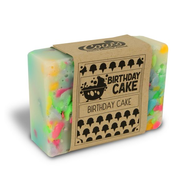 BIRTHDAY CAKE SOAP