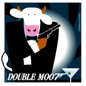DOUBLE MOO7 CLASSIC T IMAGE