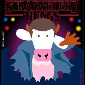 STRANGEHERD THINGS CLASSIC T IMAGE