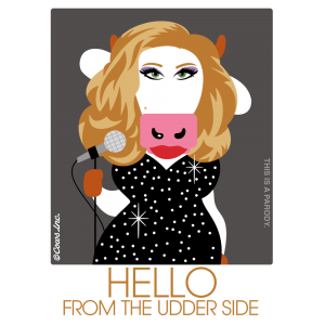 Hello from the Udder Side