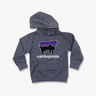 COWS Cattlegonia Kids Hoodie