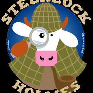 STEERLOCK HOLMES CLASSIC T IMAGE