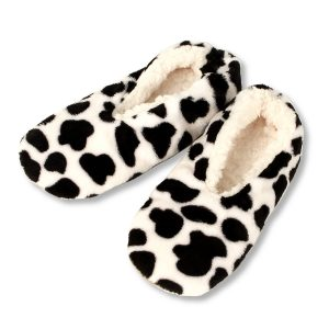 SPOTTED SLIPPERS
