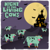 NIGHT OF THE LIVING COWS ADULT T - IMAGE